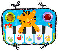 """Игровая панель-пианино Fisher-Price """"Нажимай и играй"""", фото 1"""