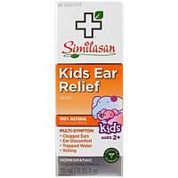 Similasan, Детское средство от боли в ушах, возраст от 2 лет, 10 мл (0,33 унции )