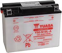 Аккумулятор Yuasa Y50-N18L-A