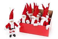 """Новогоднее украшение-подвеска """"Санта"""" 18 см"""