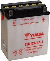 Аккумулятор Yuasa 12N12A-4A-1
