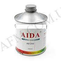 Растворитель Aida AD- 250 (250 mL) для удаления остатков клея после разделения дисплеев