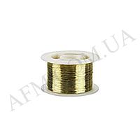 Проволока(струна) для разделения дисплейных компонентов AIDA 0.08мм/  100 м