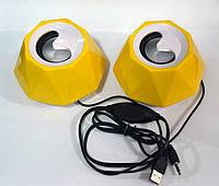 Колонки компьютерные USB 2.0 B15