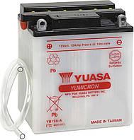Аккумулятор Yuasa YB12A-A