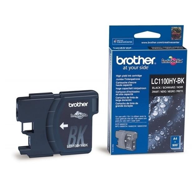 Картридж Brother DCP-6690CW black