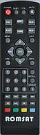 Пульт от тюнера эфирного цифрового телевидения Т2 Romsat. T2070/ T2050/ T2900HD/Т2 mini/T2 micro