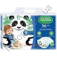 Подгузники Снежная Панда размер 5 (11-25кг) 36шт (Сніжна Панда)