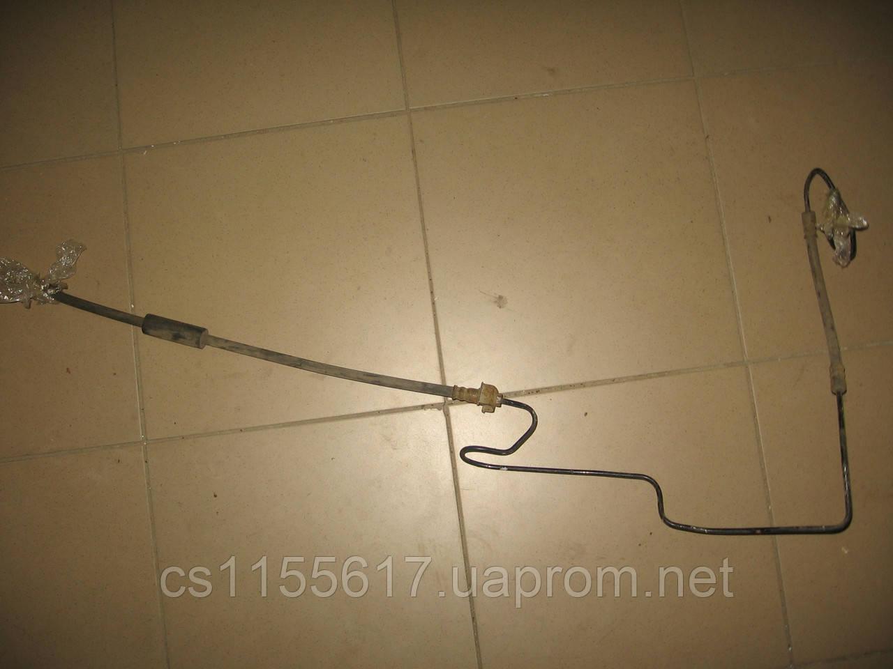 Трубка тормозная задняя правая б/у на Renault Master, Opel Movano, Nissan Interstar 1998-2010 год (балка)