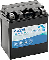 Аккумулятор Exide SLA12-14 = AGM12-14