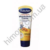 Защитный крем Bubchen Wundschutz Creme Sensitiv с календулой, 75мл