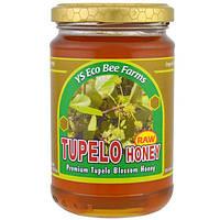 Y.S. Eco Bee Farms, неочищенный ниссовый мёд, 38 г (13,5 унции)