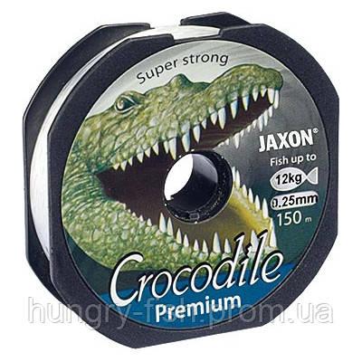 Леска Jaxon Crocodile Premium 150m