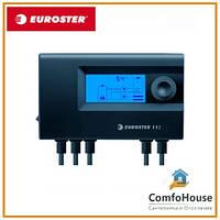 Термостат комнатный Euroster 11М, контроллер трехходового клапана с сервоприводом и насоса Ц.О.