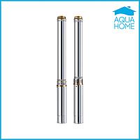 Глубинный скважинный насос QJD 2-90/14-1.1 YTC (кабель 10 м + пульт)