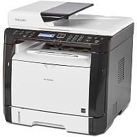 RICOH SP 325SNW сетевой принтер/ цветной сканер/ копир/ ARDF/ дуплекс/ А4/ WiFi