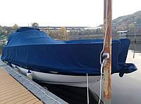 Тент для катера Bavaria bmb 32 длина 10,5м. Cordura (сша).