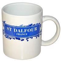 St. Dalfour, Керамическая, чайная кружка