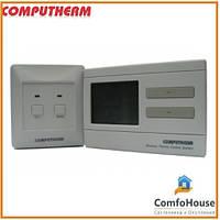 Термостат комнатный COMPUTHERM Q7 RF терморегулятор беспроводной
