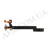 Шлейф (Flat cable) Meizu MX5 Pro,   с разъемом зарядки,   микрофоном