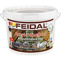 Лак Feidal Acryl Panellack матовый 2.5 л