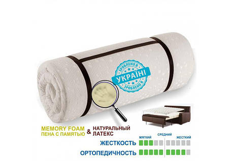 Матрас Memotex Matro-Roll-Topper / Мемотекс 160х200 (Матролюкс-ТМ), фото 2
