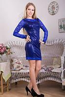 Гипюровое вечернее  платье  масло чешуя