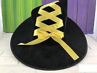 Карнавальная шляпа колпак с лентой