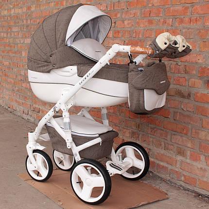 Детская универсальная коляска 2 в 1 Riko Brano Luxe, фото 2