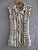 Детское платье-туника р.104 на 4 года ручная работа