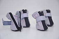 Обувь, ботинки для собак с мехом, фото 1
