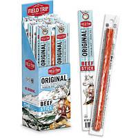 Field Trip Jerky, Meat Stick, Original Beef, 24 Sticks, 1 oz (28 g) Each