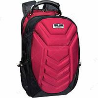 Элитный городской рюкзак Swissgear 8878, черно-красный