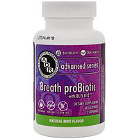 Advanced Orthomolecular Research AOR, Пробиотик для дыхания, 60 леденцов