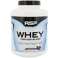 RSP Nutrition, LLC, Whey Protein Blend, Chocolate, 4 lbs (1.81 kg)