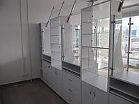 Изготовление  под  заказ  мебели  для  аптек