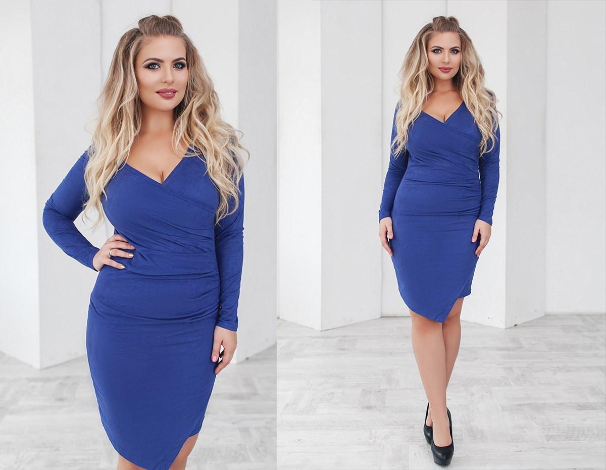 Платье  изящное