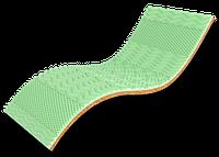 Тонкий матрас Green  Kokos