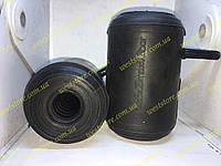 Пневмоподушки в пружину с отверстием под амортизатор (стойку) сквозные 135x85x25mm, фото 1