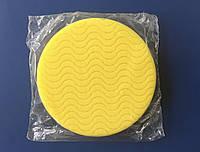 Полировальный круг желтый HRV Viper