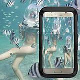 Подводный чехол аквабокс PRIMO для Samsung S7 Edge - Black, фото 4