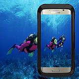Подводный чехол аквабокс PRIMO для Samsung S7 Edge - Black, фото 5
