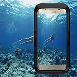 Подводный чехол аквабокс PRIMO для Samsung S7 Edge - Black, фото 6