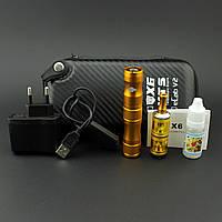 Электронная сигарета X6  Комплектация