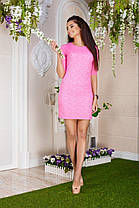 Изящное гипюровое платье , фото 3