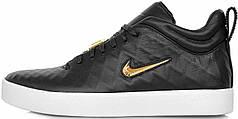 Мужские кроссовки Nike Tiempo Vetta 17 Black/Metallic/Gold