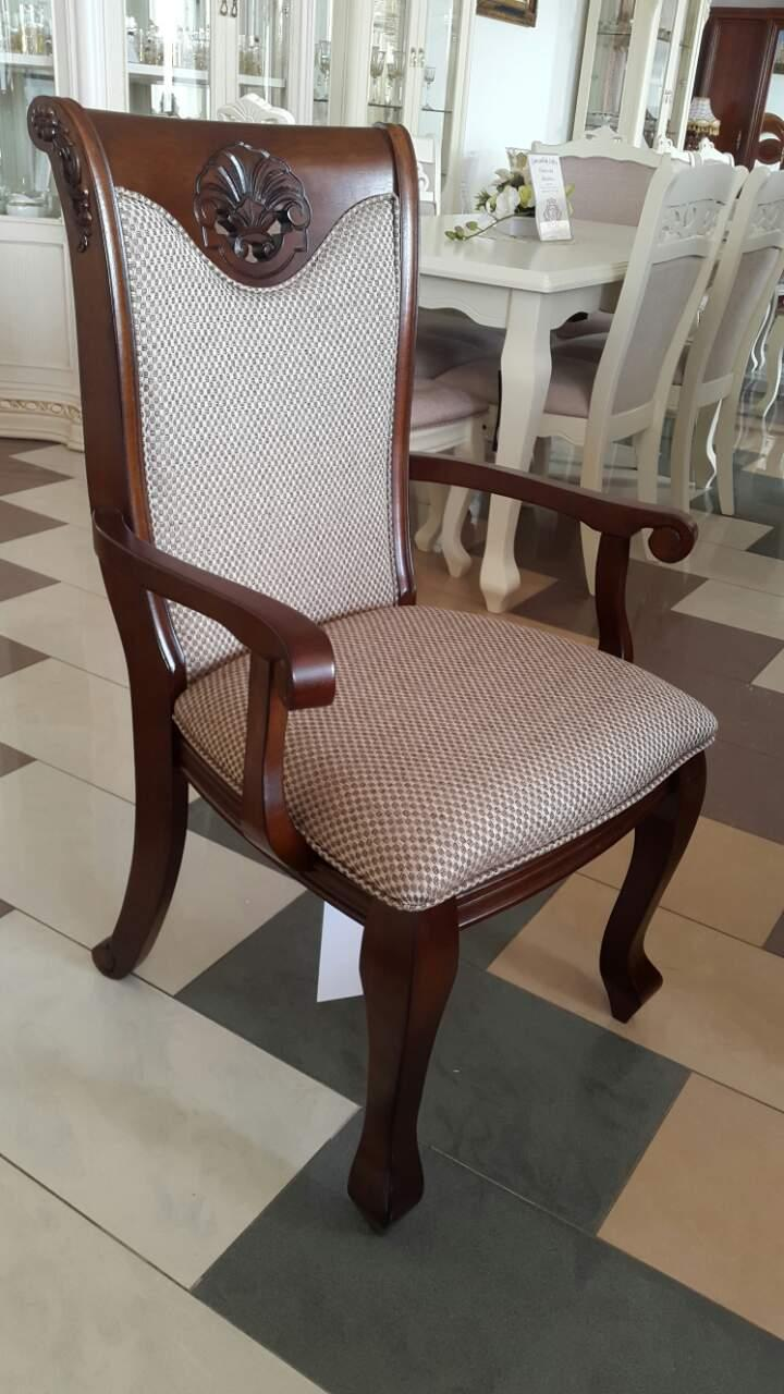 Кресло Братислава (орех)