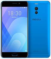 Смартфон ORIGINAL Meizu M6 NOTE Blue (8X2.0Ghz; 3Gb/16Gb; 12+5МР/16МР; 4000 mAh)