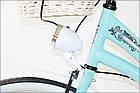 Велосипед Lavida 28 Nexus 3 Turquoise-White Польща, фото 4