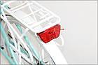 Велосипед Lavida 28 Nexus 3 Turquoise-White Польща, фото 6